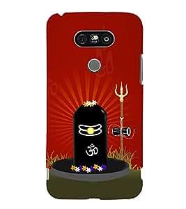 Lingaraja 3D Hard Polycarbonate Designer Back Case Cover for LG G5 :: LG G5 H850 H820 VS987 LS992 H860N US992