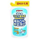 ピジョン 哺乳びん野菜洗い 詰替 (700mL)