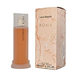 Laura Biagiotti Roma Eau de Toilette for Women - 100 ml