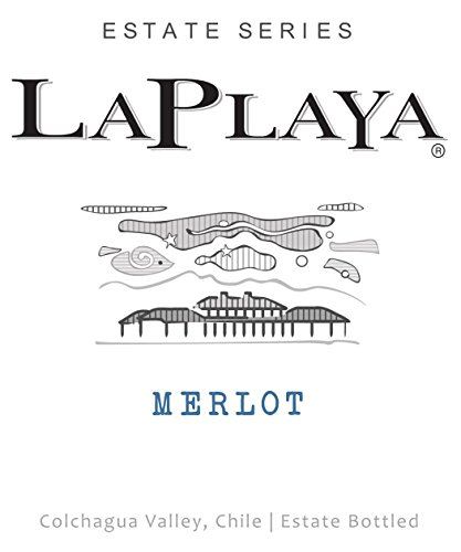 2013 La Playa Estate Series Merlot 750 Ml