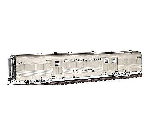 HO Baggage, CZ/D&RGW/Silver Antelope #1100