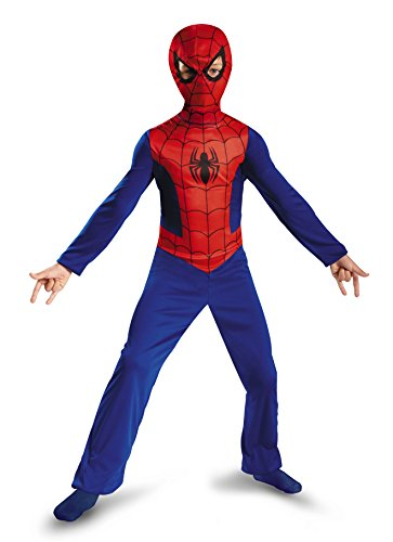Ultimate Spider-Man Basic Costume