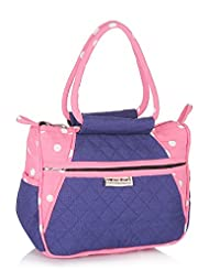 Home Heart Cute And Classic Quilted Women's Handbag