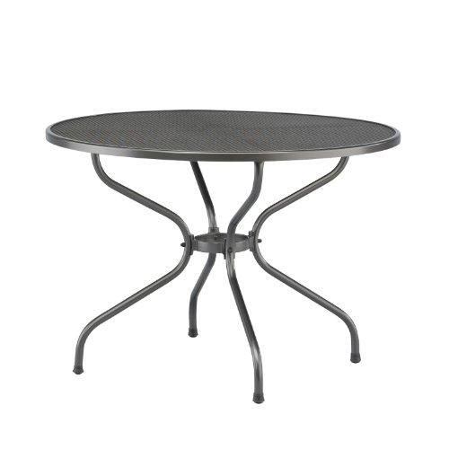 Kettler 0303715-7000 Expanded Metal Table 90 cm Diameter