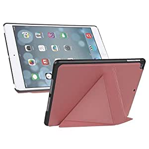 Pink Magnetic Leather Case Cover With Stand For Apple ipad 5 ipad Air 2013 New