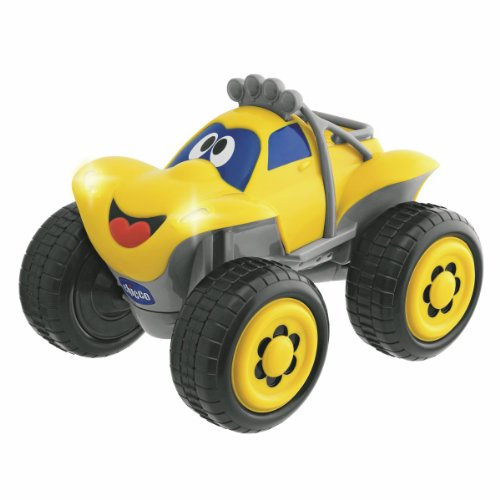Chicco Billy Big Wheels (Yellow)