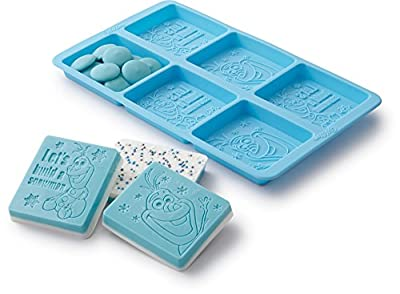 Wilton Disney Frozen Silicone Candy Bark Mold