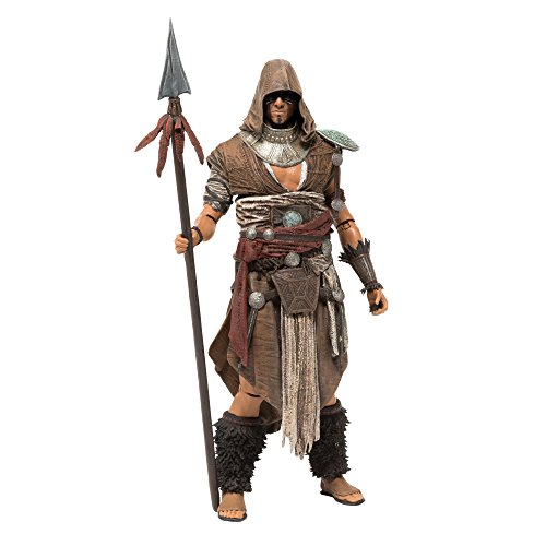 Assassins Creed Series 3 Ah Tabai Action Figure - 1
