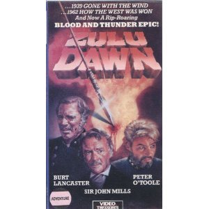 Zulu Dawn [VHS] [Import]
