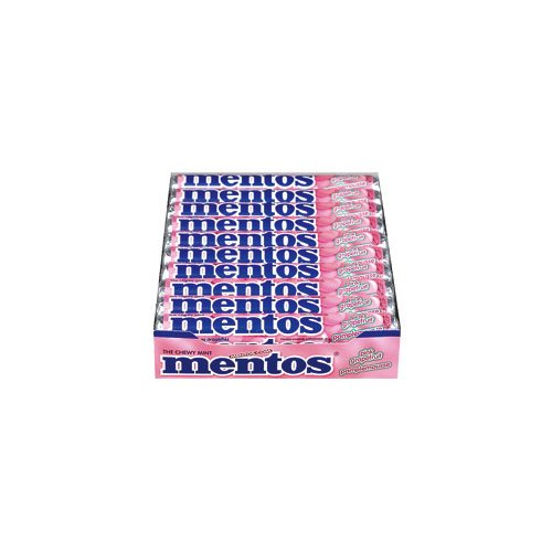 Mentos 3 Pak Mixed Flavors Deal (Economy Case Pack) 3 Roll Pack (Pack of 25)