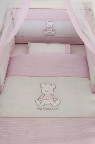 baby oliver swarovski juego de cama infantil