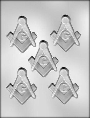 MASONIC EMBLEM CHOCOLATE MOLD - Buy MASONIC EMBLEM CHOCOLATE MOLD - Purchase MASONIC EMBLEM CHOCOLATE MOLD (CHOCOLATE MOLDS, Home & Garden, Categories, Kitchen & Dining, Cookware & Baking, Baking, Specialty Bakeware, Baking Molds)