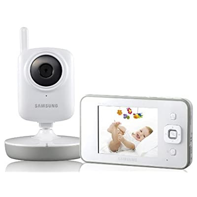 Samsung Video Baby Monitor on Samsung Sew 3035 3 5 Inch Premium Video Baby Monitor