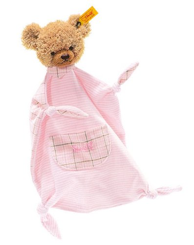 Steiff ean 237140 30cm Sleep Well Bear Comforter.