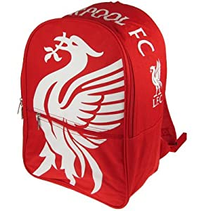 Liverpool Fc Football Club Official Backpack from Liverpool FC