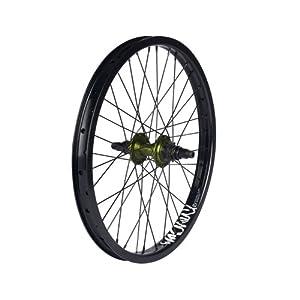Buy MacNeil DUB Primary BMX Rear Wheel 20 x 1.75, 9T Driver, Green by MacNeil
