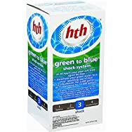 Lonza Microbial 91912 HTH Green to Blue Shock-HTH GREEN TO BLUE SHOCK