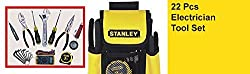Stanley Electricians Tool kit 22 Pieces 92-005