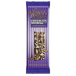 Wonka Exceptionals Chocolate Waterfall Bar: 12 Count