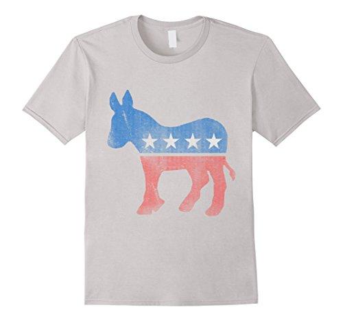 Vintage-Democratic-Donkey-Democrat-T-Shirt