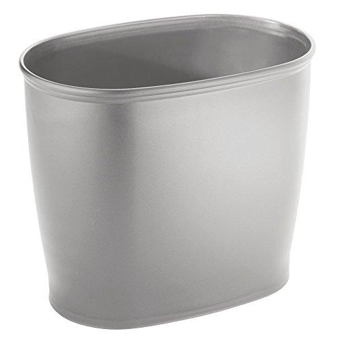 poubelle-ovale-mdesign-pour-salle-de-bain-cuisine-bureau-argente