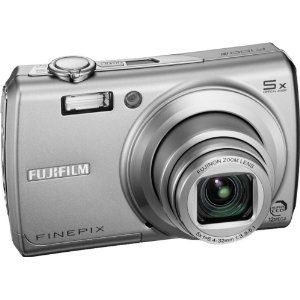 Fujifilm FinePix F100fd is one of the Best Ultra Compact Digital Cameras for Travel Photos Under $300
