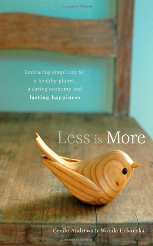 Diving into the less is more quote for Less is more boek