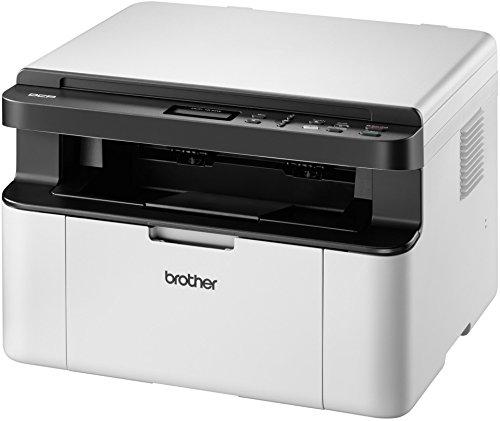 Brother DCP1610WM1 Stampante Multifunzione, Bianco/Nero