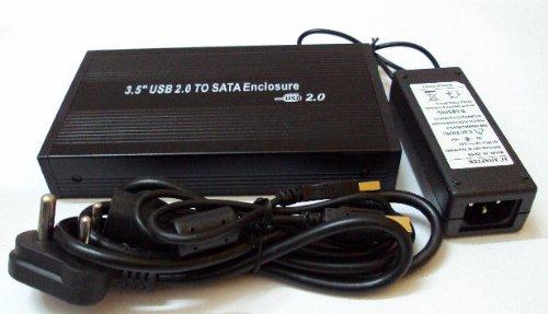 Smart Pro 3.5 inch SATA EXTERNAL HARDISK CASING, USB 2.0 SUPPORT