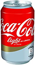 Cocacola light s/caf.lata 33cl