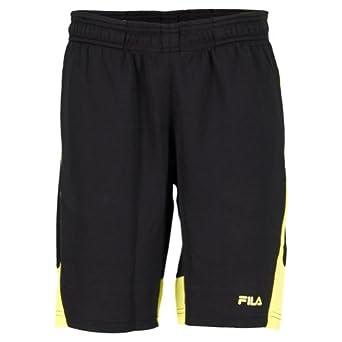 Buy Fila Boy's Center Court Comfort Logo Tennis Shorts by Fila