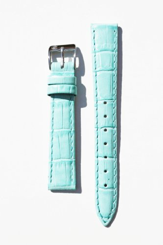 14mm-classic-turquoise-genuine-alligator-grain-leather-watchband-with-nubuck-lining-and-stainless-st