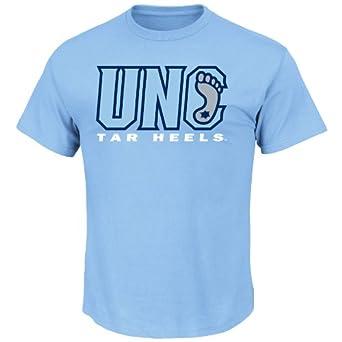 Ncaa university of north carolina men 39 s for University of north carolina t shirts