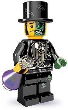Lego 71000 Series 9 Minifigure Mr. Good and Evil