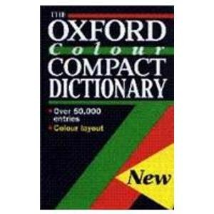 The Oxford Colour Compact Dictionary