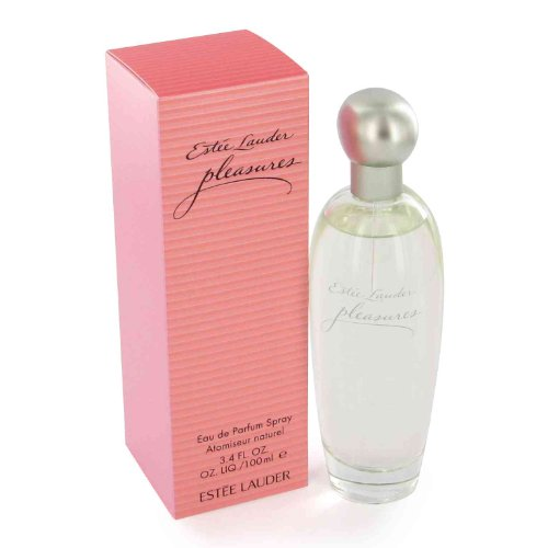 Pleasures By Estee Lauder For Women. Eau De Parfum Spray 3.4 Ounces