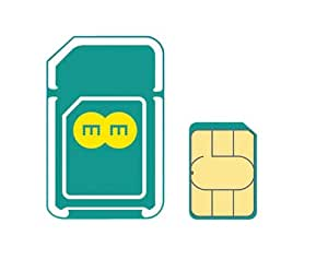 EE 4G 6GB Pay As You Go Mobile Broadband Combi Sim (Discontinued by manufacturer)