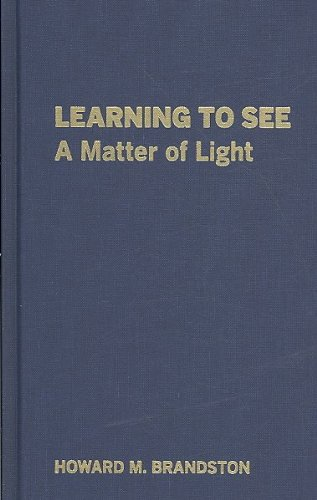 Learning to See: A Matter of Light