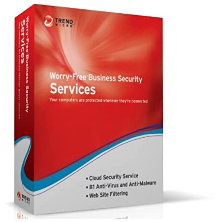 Trend Micro Worry Free - 1 User