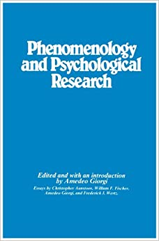 descriptive phenomenology thesis