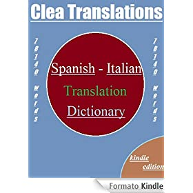 Spanish To Italian Dictionary