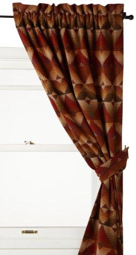 Croscill Santa Fe Pole Top Drape