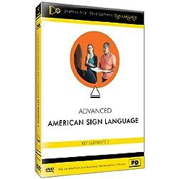 Advanced American Sign Language: Key Elements 3