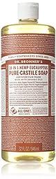 Dr. Bronner\'s Fair Trade & Organic Castile Liquid Soap - (Eucalyptus, 32 oz)