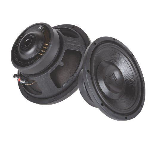 "Audiotek 600 Watt 8"" Professional Car Subwoofer 4 Ohm K708"