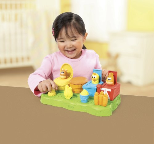 Little Tikes Pop N Speak Barnyard - 1
