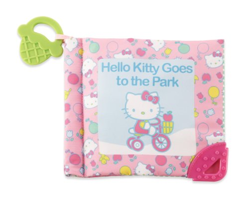 Hello Kitty Baby Crinkle Book (Discontinued by Manufacturer)