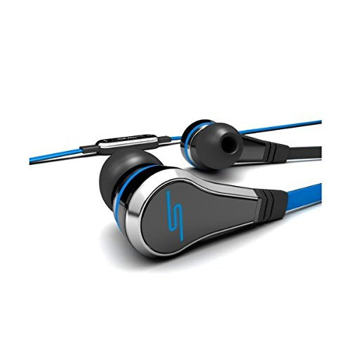 Street By 50 Cent Wired In-Ear Headphones - Black By Sms Audio