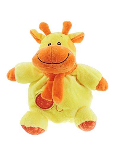 slinky-peluche-puffy-sonaglio-morbido-bambine-22-cm-cow-taglia-unica