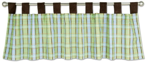 Trend Lab Window Valance, Baby Barnyard front-270521